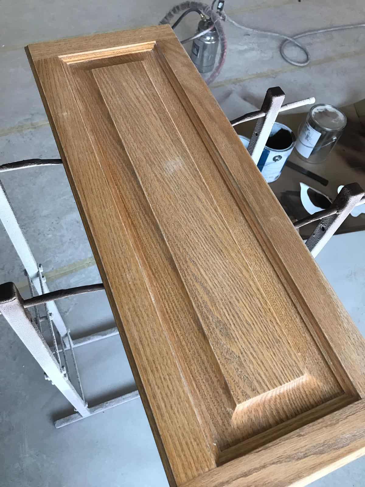 cabinet staining calgary